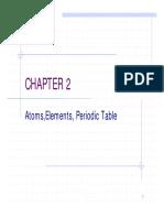 Chem 1151 Chapter 2