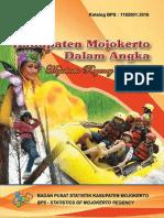 Kabupaten Mojokerto Dalam Angka 2015