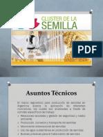 Cluster de La Semilla Argentina