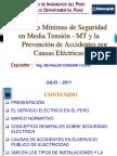 04. Distancias Minimas de Seguridad en Media Tension - Ing. Reynaldo Condori Yucra.pdf