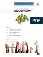 Partidos Politicos y Participacion Ciudadadana