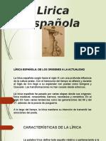 Lirica Española