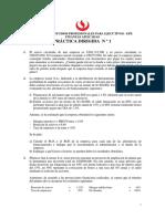 Finanzas Aplicadas - Práctica dirigida 1