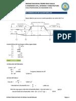Ejemplos Diseño Hidraulico de Alcantarillas