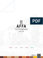 Affa Tiles Booklet
