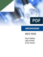 MICROSENS WhitePaper SmartLightingEN Web