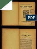 Policia Fina - Doyle (Las Aventuras de SH)