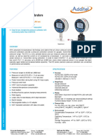 08 ADT 672 Digital Pressure Calibrator