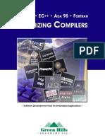 Optimizer Compilers