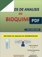 Diapositivas de Métodos de Analisis en Bioquimica