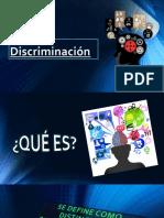 Discriminación del Pensamiento