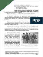 La Memoria de Los Barrios. a.brignardello-1