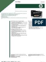 HP Officejet Pro 8500 All-In-One