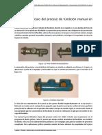 PFC Jose 3 Diseño y cálculo del proceso de fundición manual en arena