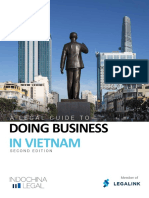 Legal Guide to Doing Business in Vietnam 2016