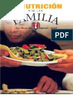 Nutricion de La Familia