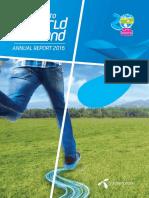 Grameen Phone Report 2016