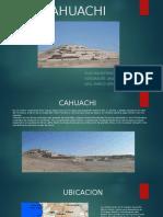 Cahuachi
