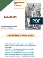 02 Parafilias Dr Sandoval