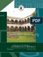 Informe de La Junta Directiva Del BR Al Congreso de La República_Marzo 2016