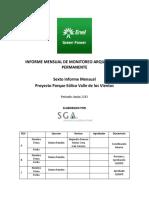 Informe Monitoreo N°6 Junio 2013