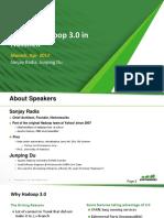 Hadoop 3.0