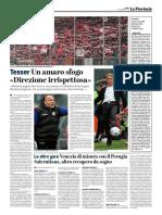 La Provincia Di Cremona 13-11-2017 - Le Interviste