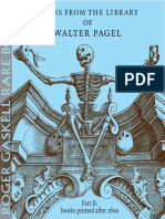 Gaskell - Books From the Library of Walter Pagel - Part II