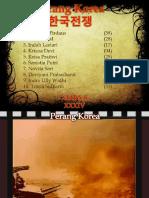 Ppt Perang Korea