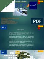 Diseño Organizacional banco de Crédito del Perú