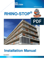 RHINO Installation-Manual