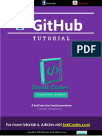 Github Tutorial PDF