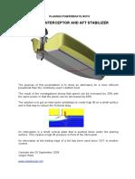 Planning hull
