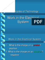 Work in Electrical System