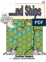 All Land and Air Ships Game Rules Combined Shortie!