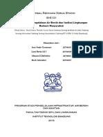 Proposal Rencana Kerja Studio (Cover)