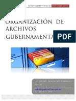 Manual Organización de Archivos 2017