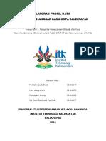 138160_Laporan Profil Data Kelurahan Manggar Baru - Kelompok 9_08161047_08161055_08161069_08161077