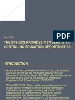 thespe-gcsprovidesmemberswithcontinuingeducationopportunities-160526020832