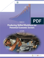 Study of Potential Economic Sectors-Sindh