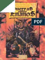 Warhammer Fantasy RPG - Piedras del Destino 4 - Guerras Entre Enanos.pdf