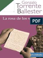 La Rosa de Los Vientos - Gonzalo Torrente Ballester