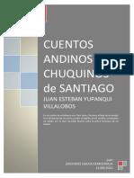 Cuentos Andinos de Chuquinos1