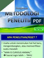 Topik 1. Pengantar MP