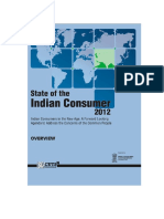Overview-State of the Indian Consumer-2012