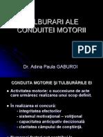 3. Psihiatrie- Tulburari Ale Conduitei Motorii