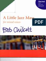 A Little Jazz Mass