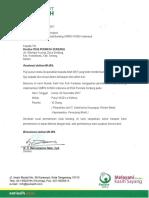 Surat Permohonan Study Banding SIMRS
