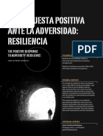 Lectura 3. Resiliencia La Respuesta Positiva Ante La Adversidad