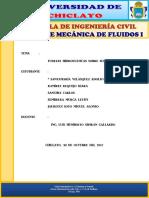 FUERZAS HIDROSTATICAS
